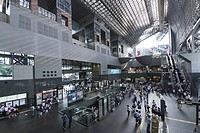 JR Kyoto station