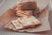 Homemade crackers