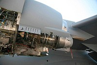 C-17 Military Aircraft Engine C-17 Military Aircraft Engine