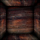 grungy abstract wooden backdrop