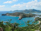 Bay in Antigua