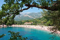 Sveti Stefan Palace, Montenegro