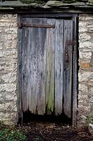 Old Rotten Door