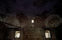 Mihrab of Ilyas Bey Mosque, 1403, Miletus, Aydin Province. Turkey, 14th century.