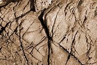 Sepia stone scratch