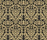 damask wallpaper.