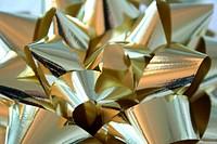 Shiny Gold Bow