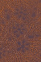 Floral ornate wallpaper texture