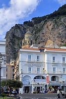 Hotel Residence, Amalfi, Italy.