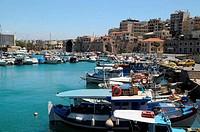 Venetian Port in Heraklion