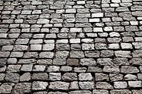 Background cobblestone