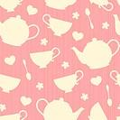 Teatime Background