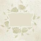 Elegant Vintage card template. EPS 8