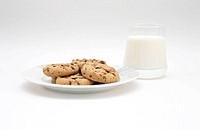 Milch, Schokolade