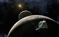 NASA's New Horizons mission to the Pluto System, launched on 19th January, 2006 with its closest approach to Pluto on 14th July, 2015, a journey of ar...