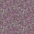 Floral abstract background, seamles