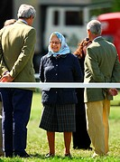 Royal Windsor Horse Show - Day 4 - Queen Elizabeth II Featuring: Queen Elizabeth II Where: London, United Kingdom When: 16 May 2015 Credit: WENN.com