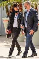 68th Annual Cannes Film Festival - Celebrity Sightings Featuring: Sophie Marceau Where: London, United Kingdom When: 17 May 2015 Credit: WENN.com