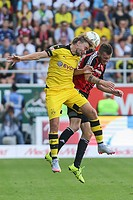 Marcel Schmelzer (Nr.29, Borussia Dortmund) // during the German Bundesliga 2nd round match between FC Ingolstadt 04 and Borussia Dortmund at the Audi...