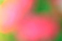 blurred flowers light trails background
