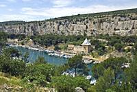 Marina Port-Miou