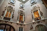 González Martí National Museum of Ceramics and Decorative Arts, Marquis de Dos Aguas Palace, Valencia, Spain