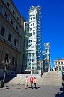 Reina Sofia Art Museum Madrid Spain ES.
