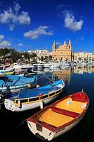 Valletta Waterfront, Malta.