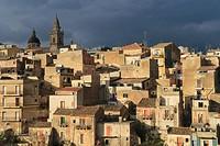 Ragusa, Sicily, Italy.