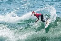 US open Surfing at Huntington Beach, California, July 27 2016.