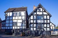 The Lower Chequer pub in Sandbach Cheshire UK