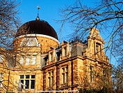 Royal Greenwich Observatory - London, England.