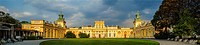 Poland, Masovian Voivodeship, Warsaw, Wilanow Palace.