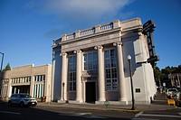 Bank of Astoria, Astoria, Oregon, USA, America.