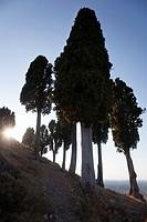 Santa Barbara Peak. Tarragona Province.