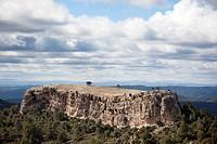 La Caixa of Valderrobres. Teruel Province.