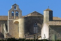 The Abbey Valmange in the Herault Valley of France