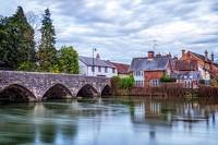 Fordingbridge, New Forest, Hampshire, England, UK.