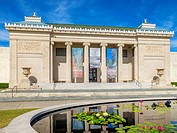 United States, Louisiana, New Orleans. New Orleans Museum of Art in City Park.
