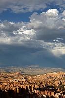 Bryce Canyon, Utah, United States.
