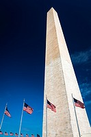 The Washington Monument, Washington, DC USA.