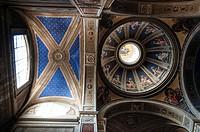 BASILICA OF SAN AGUSTIN, ROME, ITALY