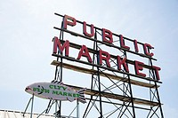 Seattle, Washington: Historic Pike Place MarketFront had its grand opening under a warm summer sun. The $74 million MarketFront expansion provides a d...