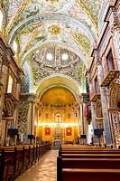 Church of Santo Domingo convent, Orihuela, Spain.