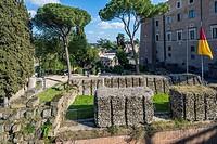 Basilica of Santa Maria in Ara Coeli, Rome, Lazio, Italy, Europe.