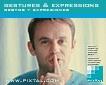 Gestos y expresiones (CD164)