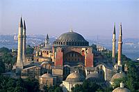St. Sophia Mosque. Istanbul. Turkey