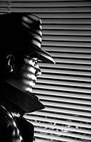 Detective-gangster