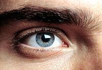 Man´s eye