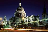 St. Paul´s Cathedral. London. England